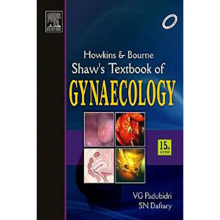 Shaw's textbook of gynaecology 15th edition