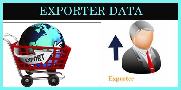 US Exporters data