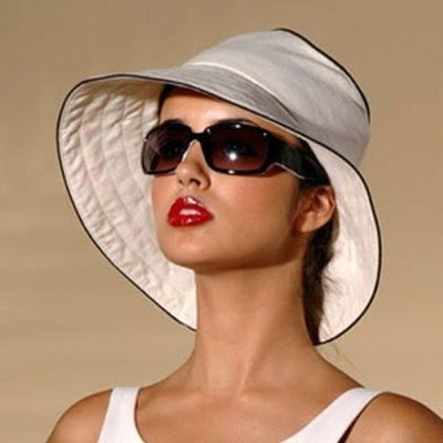 beautiful life: Protect Yourself with Fabulous Summer Hat
