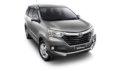 Grand New Toyota Avanza Warna Silver Metallic