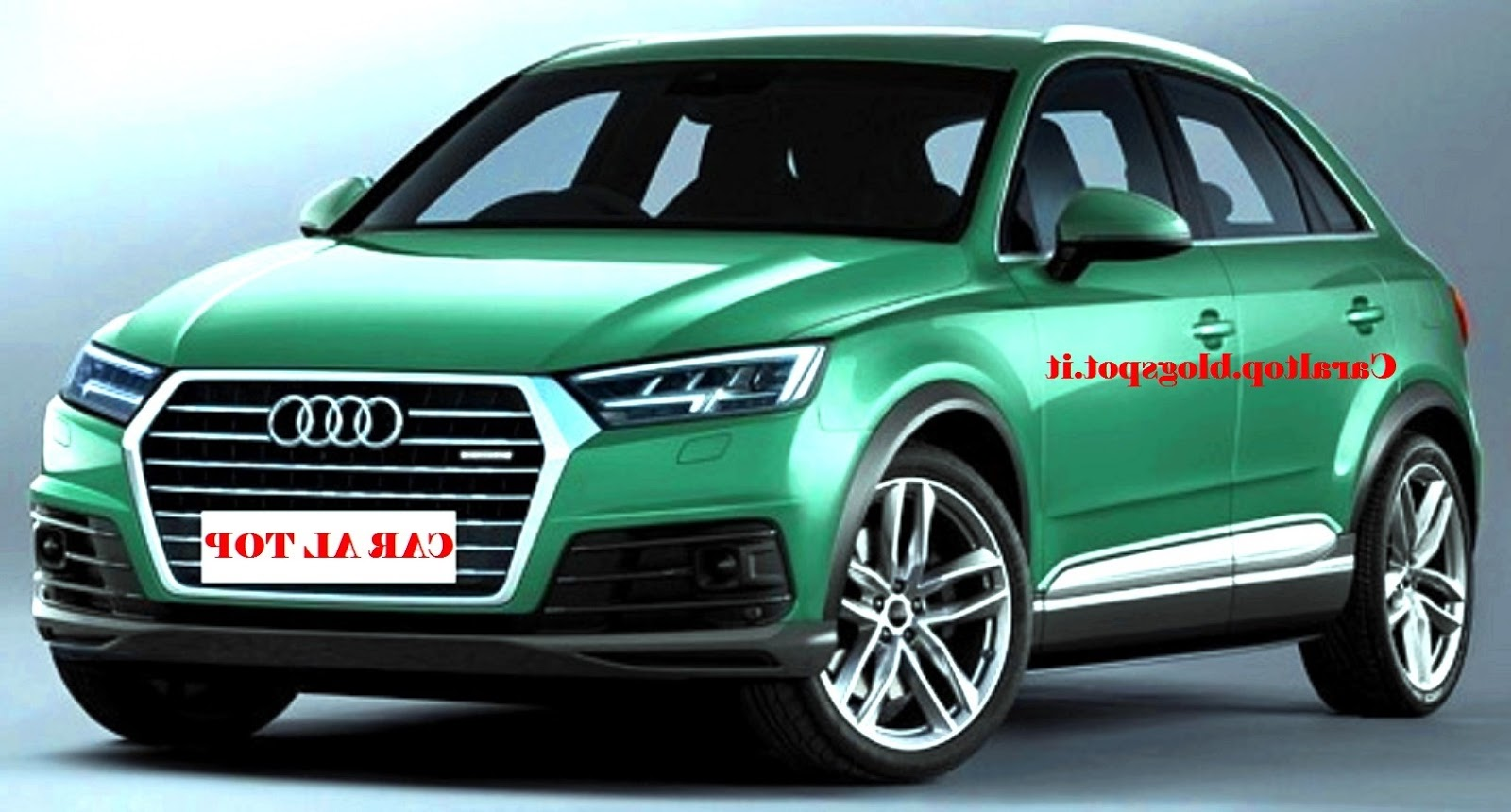 Car al top 33 04 01 2016 05 01 2016 for Quando esce la nuova audi q3 2018
