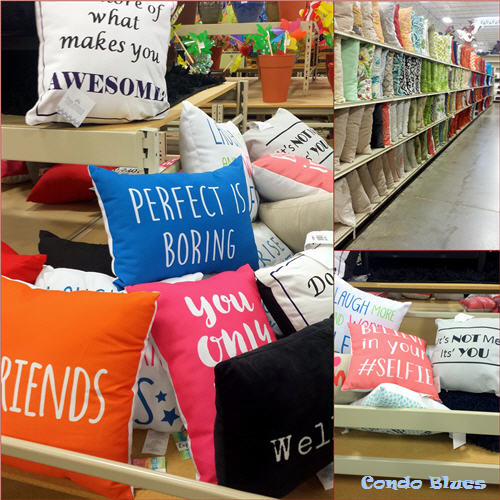 perfest is boring believe in your selfie decor pillows