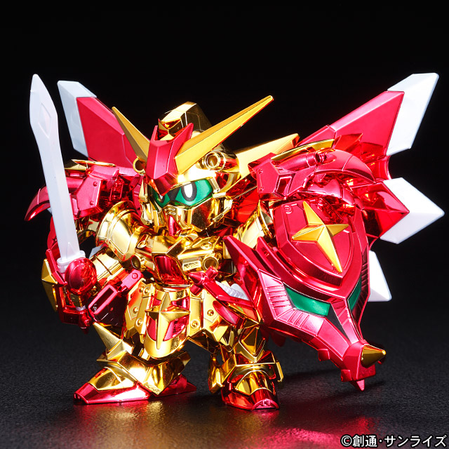 SD Legend BB Knight Superior Dragon [Metallic Finish ver.]