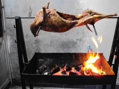 Dapur Aqiqah Bekasi_Memasak_Daging_Kambing