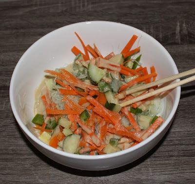 Empowered Noodle Bowl with Orange-Maple Miso