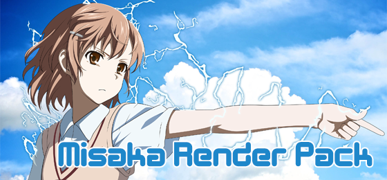 Misaka Render Pack