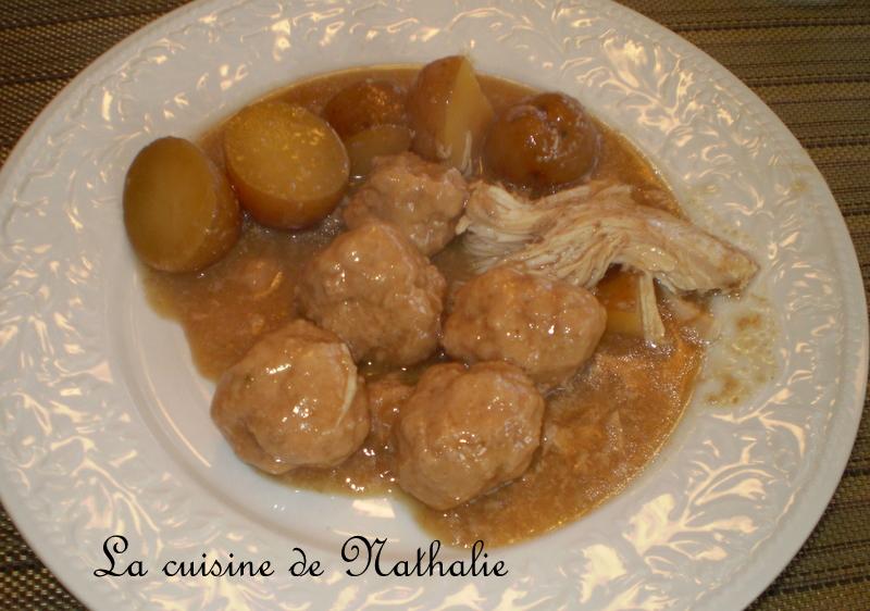 Rago t de boulettes la mijoteuse - Comment cuisiner des boulettes de boeuf ...