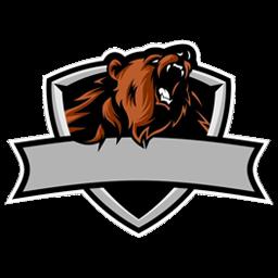 logo beruang ganas