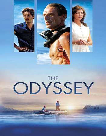 Poster Of The Odyssey In Dual Audio Hindi French 300MB Compressed Small Size Pc Movie Free Download Only At worldfree4u.com