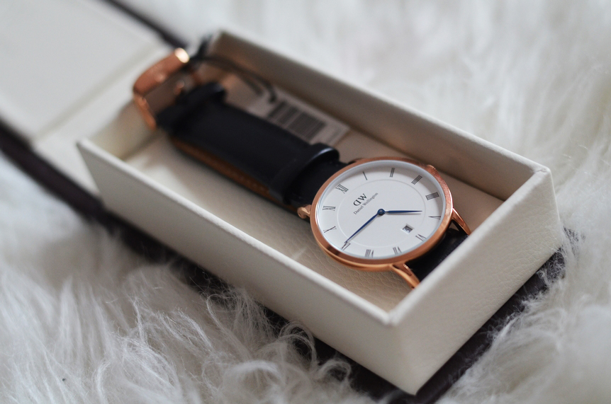 "NEW IN: DANIEL WELLINGTON'S WATCH ""Dapper Sheffield"""