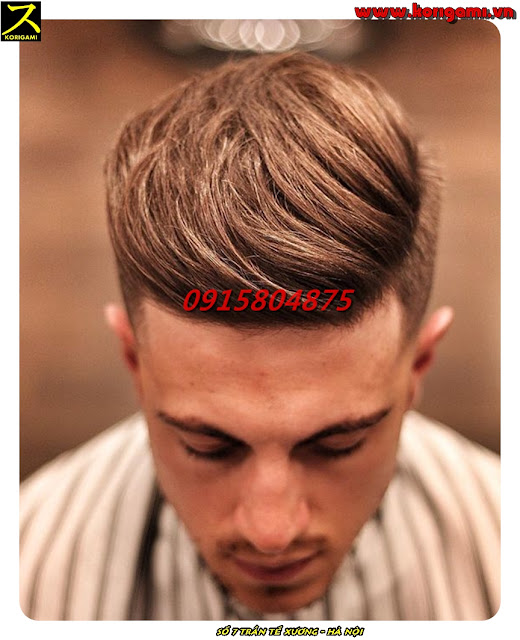 HAIRSTYLES BARBER FOR MEN IN HANOI: HOW TO BECOME SEXY GUY