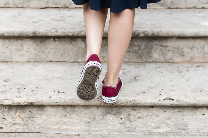 Blog adicta a los zapatos descuentos promociones donde comprar  Converse AllStar  baratas rebajadas