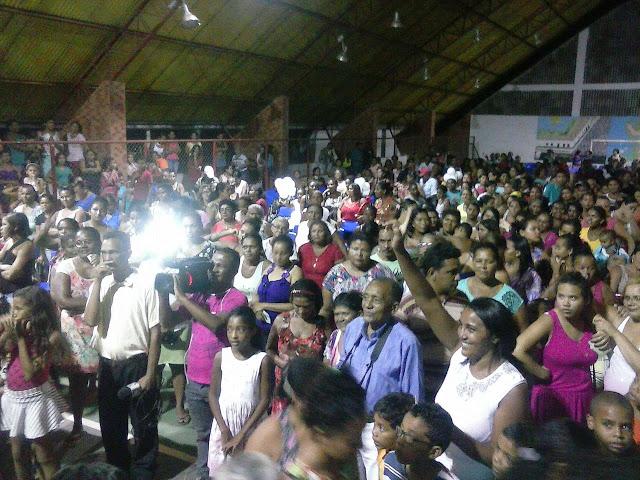 Prefeitura de São João do Sóter realiza festa em comemoração ao dia das mães