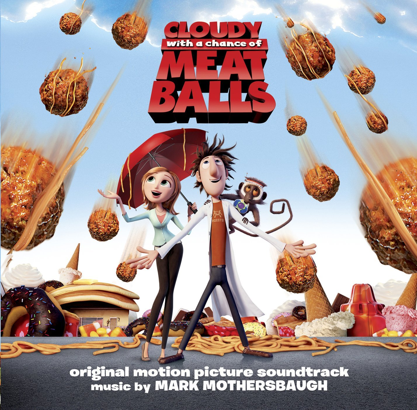 Cloudy With A Change Of Meatballs 2009 Review Reza Blog S Ilmu Dunia