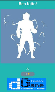 Soluzioni Quiz Naruto livello 17