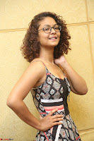 Actress Aditi Myakal Looks gorgeous in Sleeveless Deep Neck Top at Ami Tumi success meet ~  Exclusive 156.JPG
