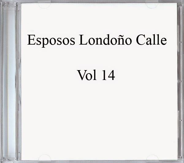 Esposos Londoño Calle-Vol 14-