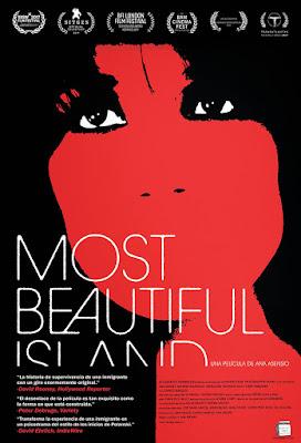 Most Beautiful Island (2017)