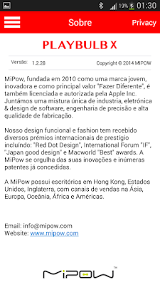 Screenshot 2015 11 14 01 30 40 Análise MIPOW a lâmpada inteligente image