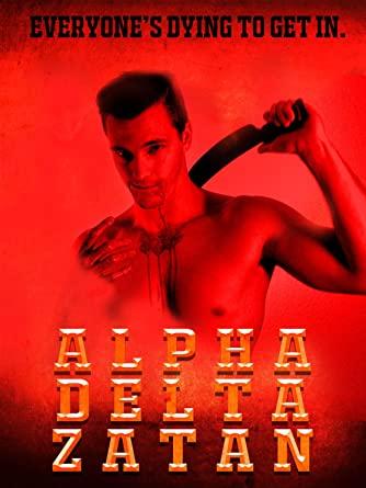 "CARTEL PELICULA ""Alpha Delta Zatan"""