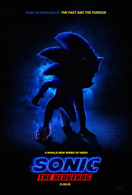Sonic the Hedgehog Download free movie poster