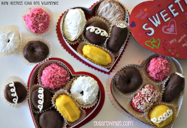 Sugar Swings Serve Some Mini Hostess Snack Cake Bite