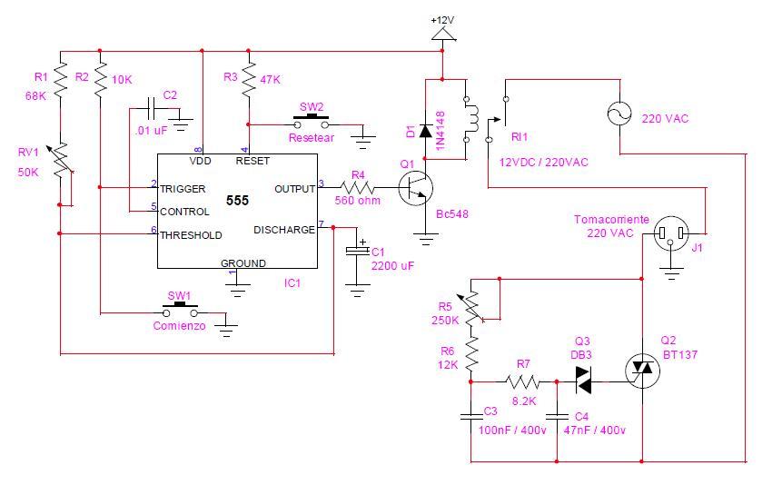 Circuito Que Produzca Calor : Circuitos electrónicos para armar gratis abril