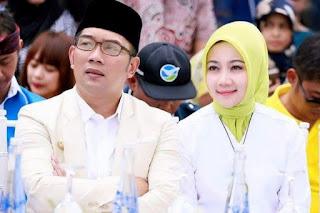 Istri Ridwan Kamil Masuk Bursa Calon Wali Kota Bandung 2018