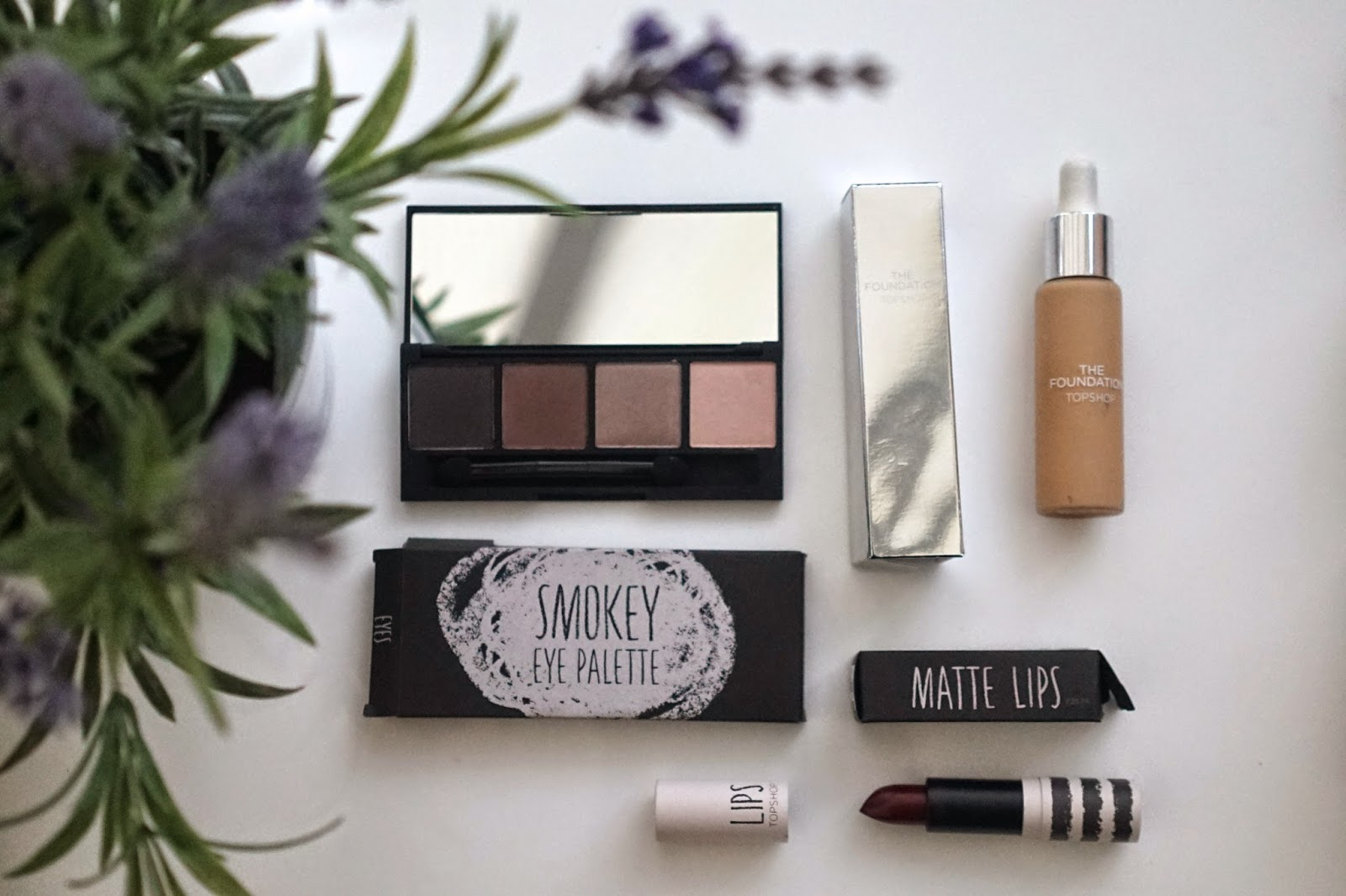 topshop make up review