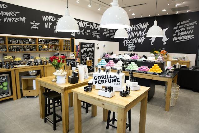 Lush Fresh Handmade Cosmetics em Ottawa