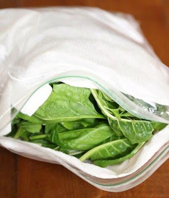 Αυτός είναι ο σωστός τρόπος να αποθηκεύεις τα πράσινα λαχανικά