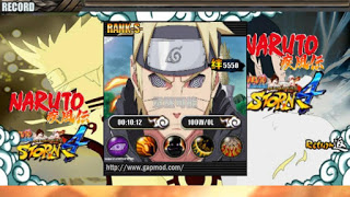 Naruto Shippuden Ultimate Ninja Storm 4 v2.0 Apk Mod