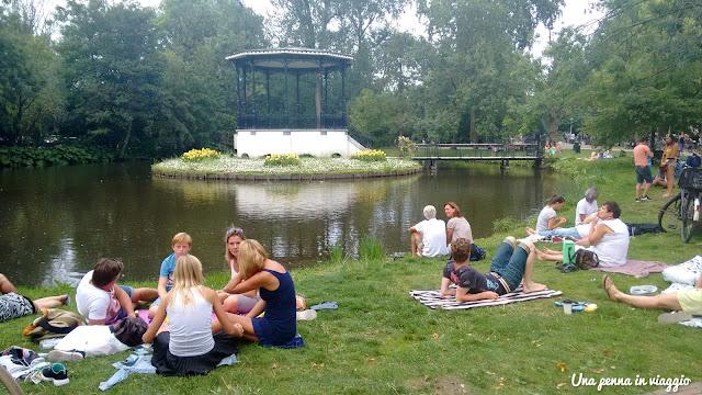 Amsterdam in tre giorni: il Vondelpark cosa fare
