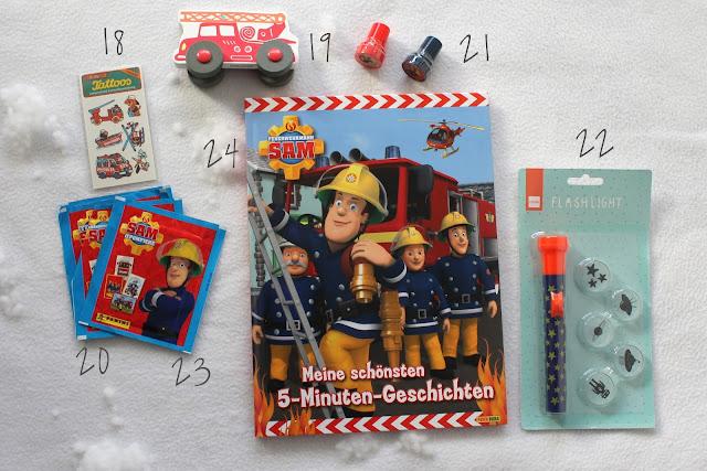 Ideen Feuerwehr Adventskalender Fuellung Kinder