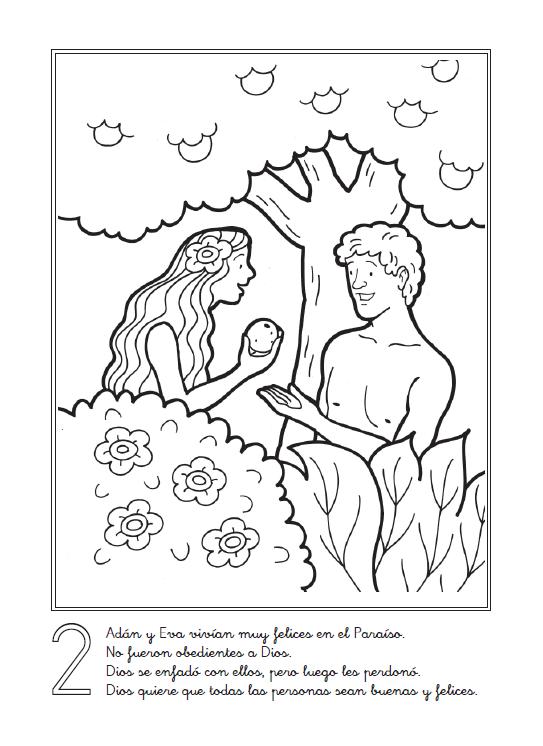Dibujos Sobre La Creacion Para Ninos   www.imagenesmy.com