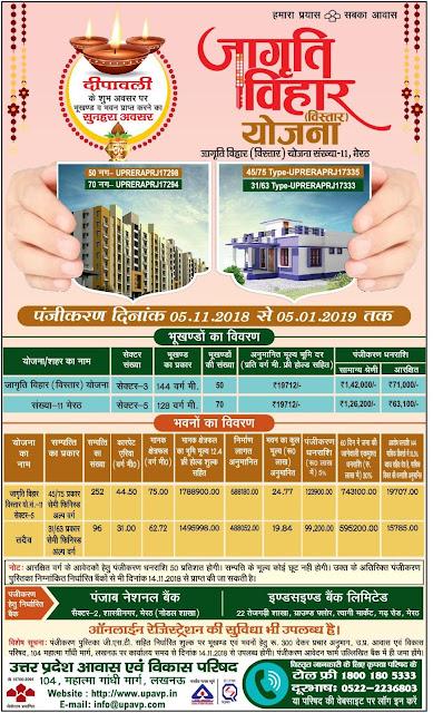 UP-AWAS-Jagriti-vihar-scheme