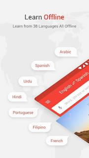 U-Dictionary Best English Learning v3.5.6 Latest  APK