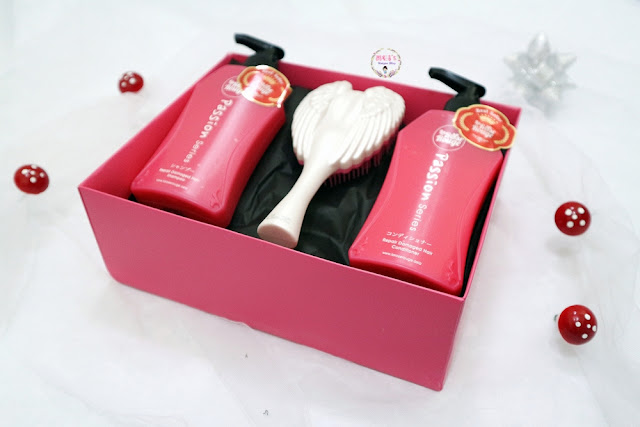 Unboxing Perfect Beauty Box #MeisUniqueBlog La Rose Rouge