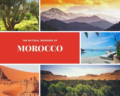 Morocco Natural Wonders