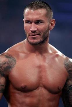 Beefcakes of Wrestling: Then & Now- Randy Orton