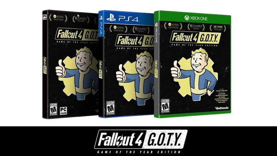 fallout 4 goty 2017