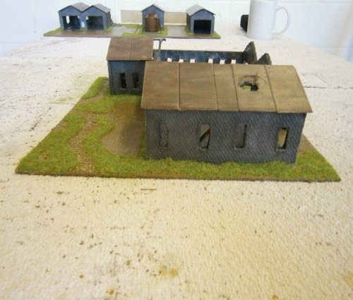 Making Stalingrad Ruined Factory One Pictures 13