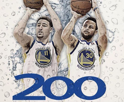 Stephen Curry - Klay Thompson - Golden State Warriors