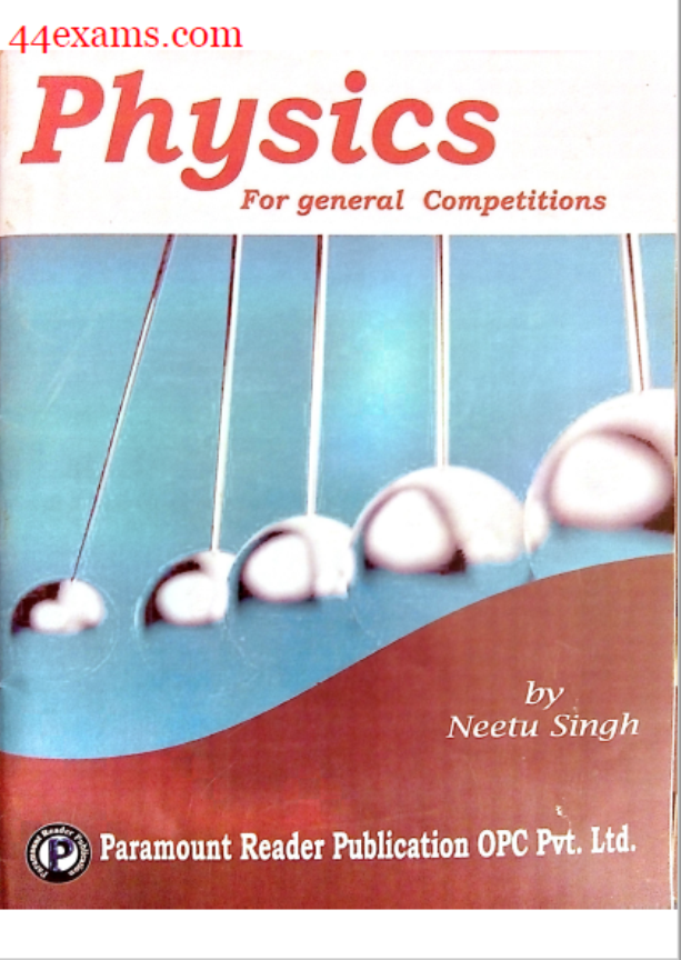 Competitive Exams Books Pdf