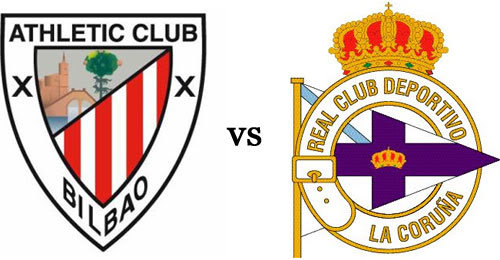 Athletic Bilbao vs Deportivo La Coruna Full Match And Highlights