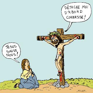 jésus crucifixion