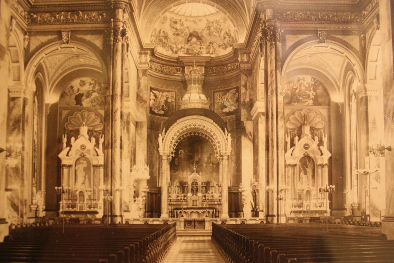 The Badger Catholic The Basilica Of St Josaphat