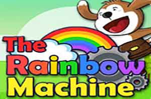 لعبة قوس قزح The Rainbow Machine