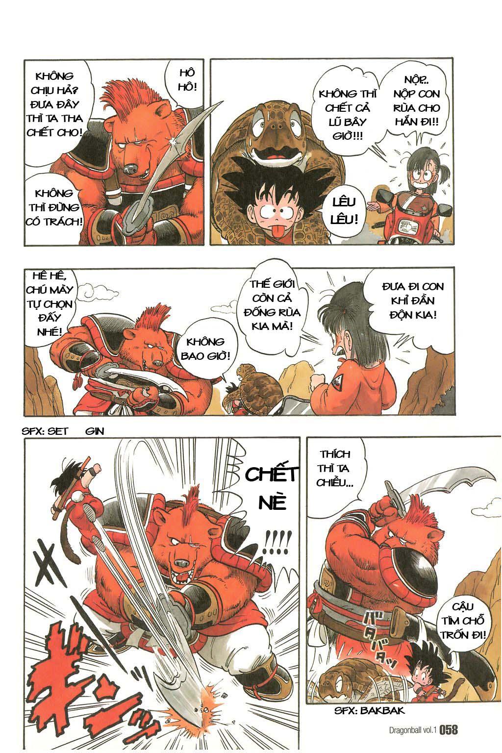 Dragon Ball chap 3 trang 10