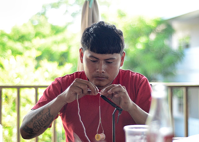 The Southern Belize Fly Tying Initiative - Placencia Session